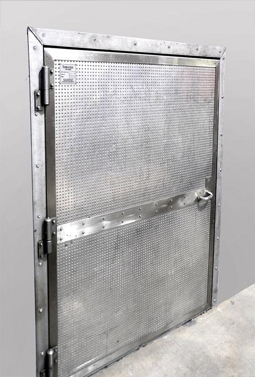 Fire & Blast Door