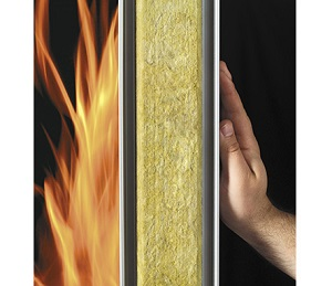 fire rated panel