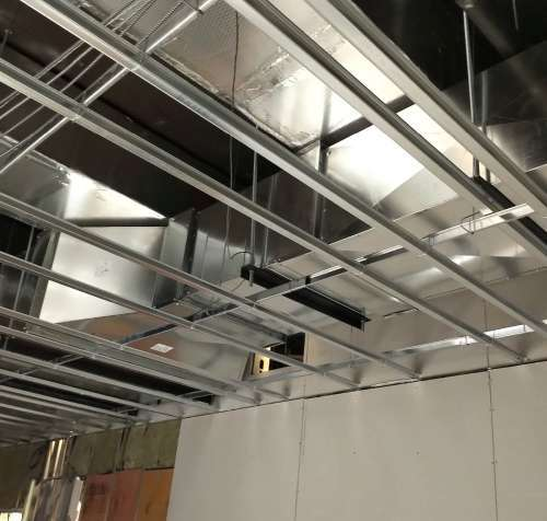 Fire Rated Laboratory Exhaust Duct